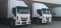 Frota: Iveco Tector