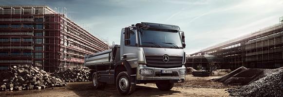 Transporte de Suprimentos para Construtoras